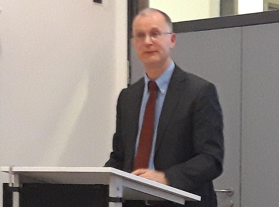 Prof. Olaf Blaschke